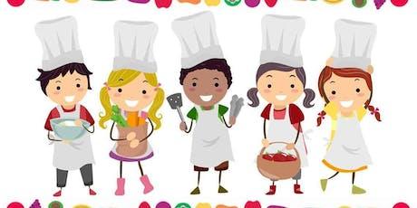 Hello Summer Kids in the Kitchen tickets