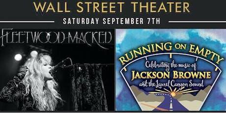 Fleetwood Macked tickets