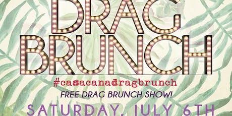 Drag Brunch at Casa Caña!  tickets