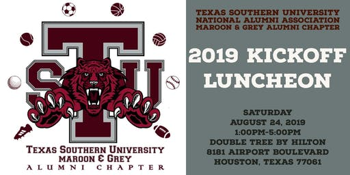 Maroon & Grey 2019 Kickoff Luncheon