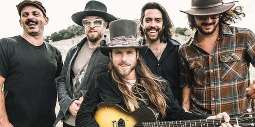 Charles Smith's 20th Anniversary: Lukas Nelson & Promise of the Real