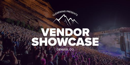 Clearwing Vendor Showcase - Denver