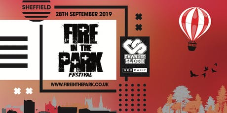 Fire in the Park Festival 2019 tickets