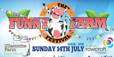 Funny Farm Festival 2019 tickets