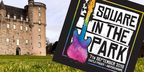 Square In The Park 2019 tickets