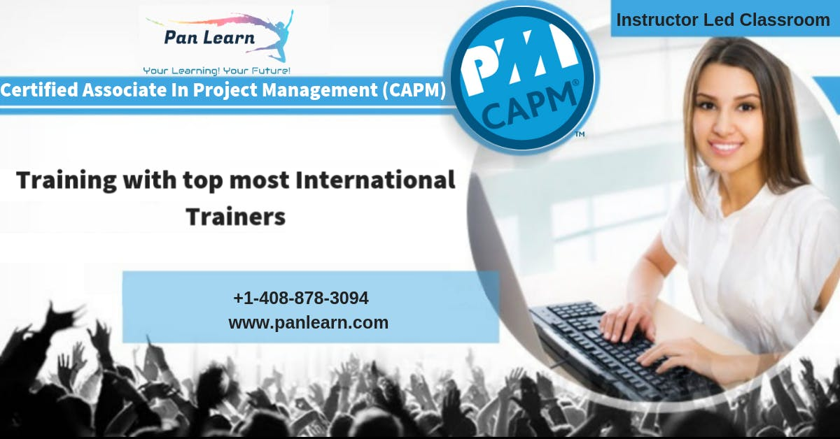 CAPM (Certified Associate In Project Management) Classroom Training In Ottawa, ON