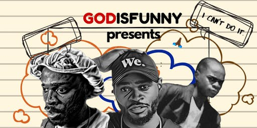 "God Is Funny Presents | ""Long Ovrdue"""