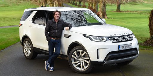 Discover Gardening with Diarmuid Gavin and Land Rover