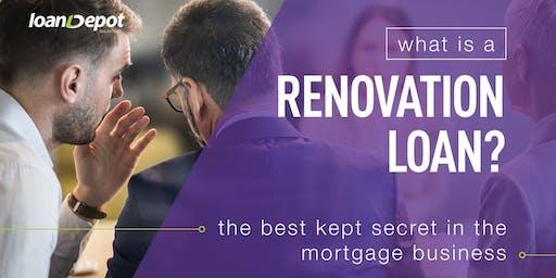 Fundamentals of Renovation Loans - 3 Hr  Realtor CE