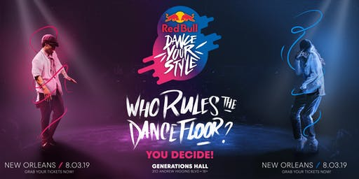 Red Bull Dance Your Style: New Orleans