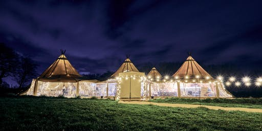 The Tipis At Riley Green Open Evening