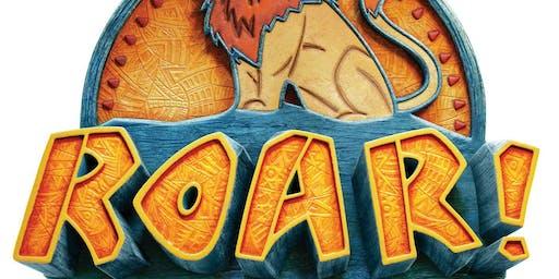 Vacation Bible School Roar! Life is wild. God is good