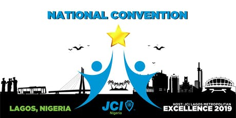 JCI Nigeria National Convention 2019 tickets