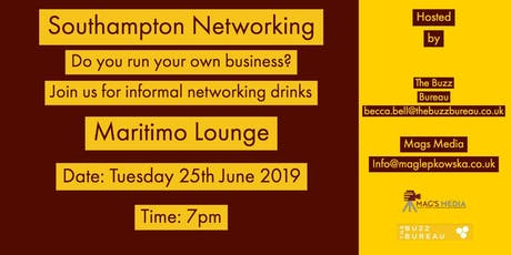 Southampton Networking tickets