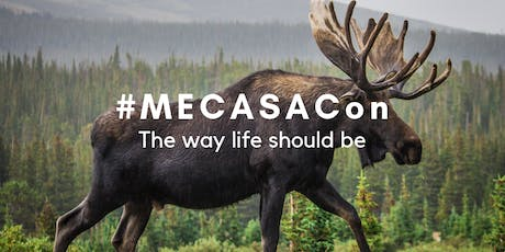 #MECASACon MECASA's Fourth Annual Conference tickets