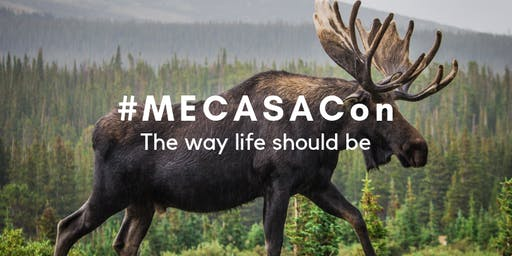 #MECASACon MECASA's Fourth Annual Conference