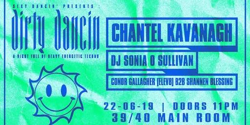 Sexy Dancin' Presents: Dirty Dancin - Chantel Kavanagh