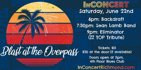 InConcert's Blast at the Overpass tickets