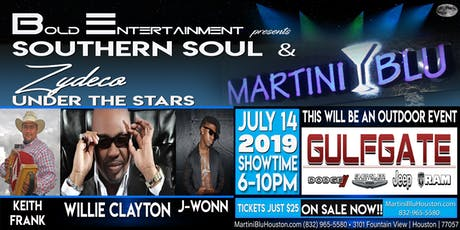 Southern Soul Blues and Zydeco Festival (VENDORS & SPONSORS WELCOMED!) tickets