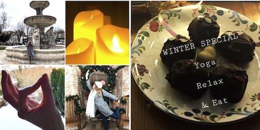 Yoga Winter Special - Aldermaston