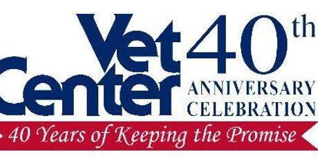 Vet Center 40th Anniversary tickets