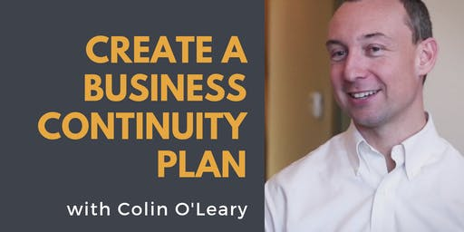 Business Continuity Planning in Nelson - June 17 & 18