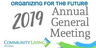 2018-2019 Annual General Meeting