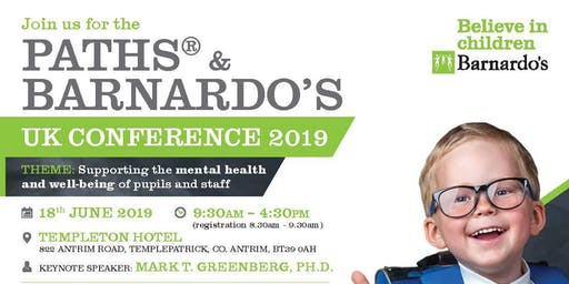 Barnardo's NI PATHS International Conference