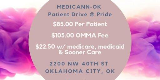 OKC Pride Patient Drive