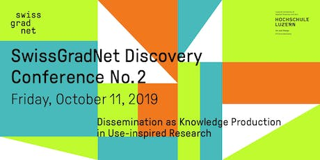 SwissGradNet Discovery Conference No. 2 Tickets