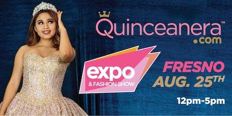 Quinceanera.com Expo & Fashion Show Fresno 2019 tickets