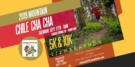 Mountain Chile Cha Cha Trail Races tickets