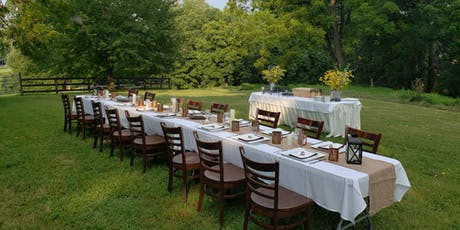 Cunningham's Farm Tour & Dinner tickets