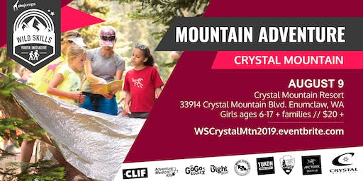 WILD SKILLS Adventure: Crystal Mountain