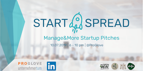 Start&Spread Summer 2019 - Startup Event by Manage&More tickets
