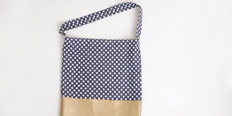 Sewing Machine Basics: Make Your Own Bag tickets