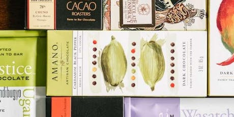 Utah Craft Chocolate Tasting tickets