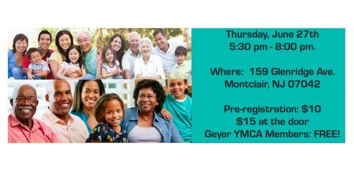 Gold Wellness Family Fair - Montclair, NJ
