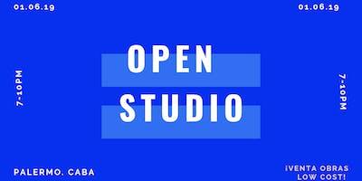 OPEN STUDIO - Basilia Guadalupe