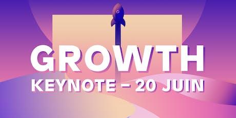 GROWTH KEYNOTE by @Spendesk billets