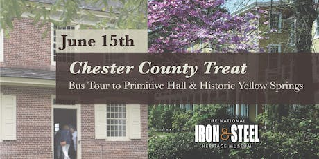 Bus Tour | Primitive Hall | Historic Yellow Springs tickets