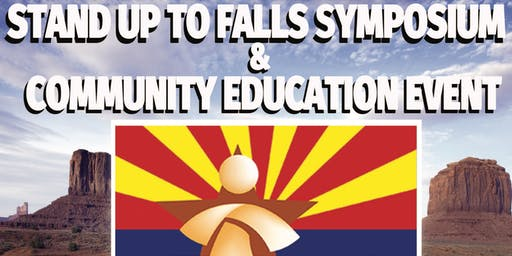 2nd Annual AFPC Stand Up To Falls Symposium & Community Event