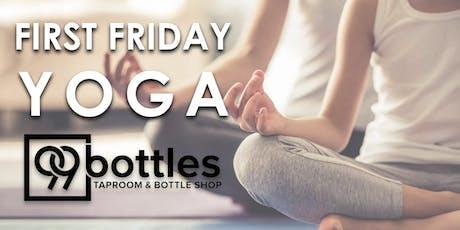 Yoga at 99 Bottles Taproom & Bottle Shop tickets
