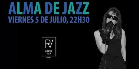 Alma de Jazz entradas