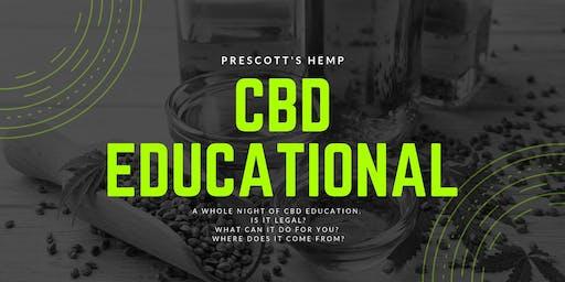 Truth Session: CBD Educational