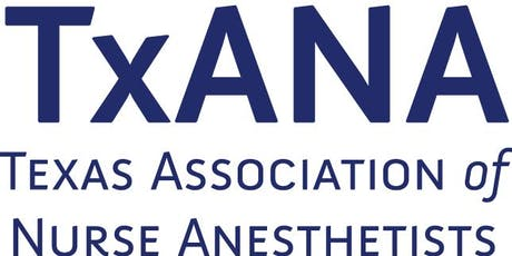 2019 TxANA Annual Convention tickets