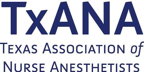 2019 TxANA Annual Convention tickets