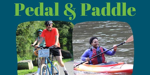 Schuylkill River Pedal & Paddle in Pottstown