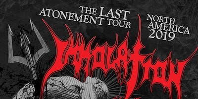 Immolation @ Holy Diver