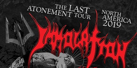 Immolation @ Holy Diver tickets
